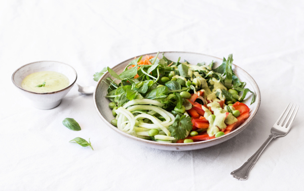 Spicy Thai Salad | The Full Helping