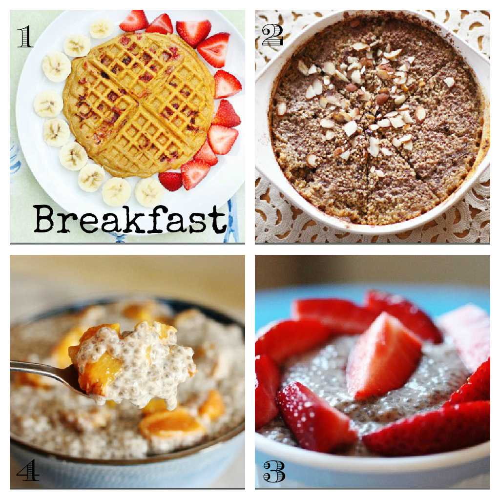 PicMonkey Collage breakfast