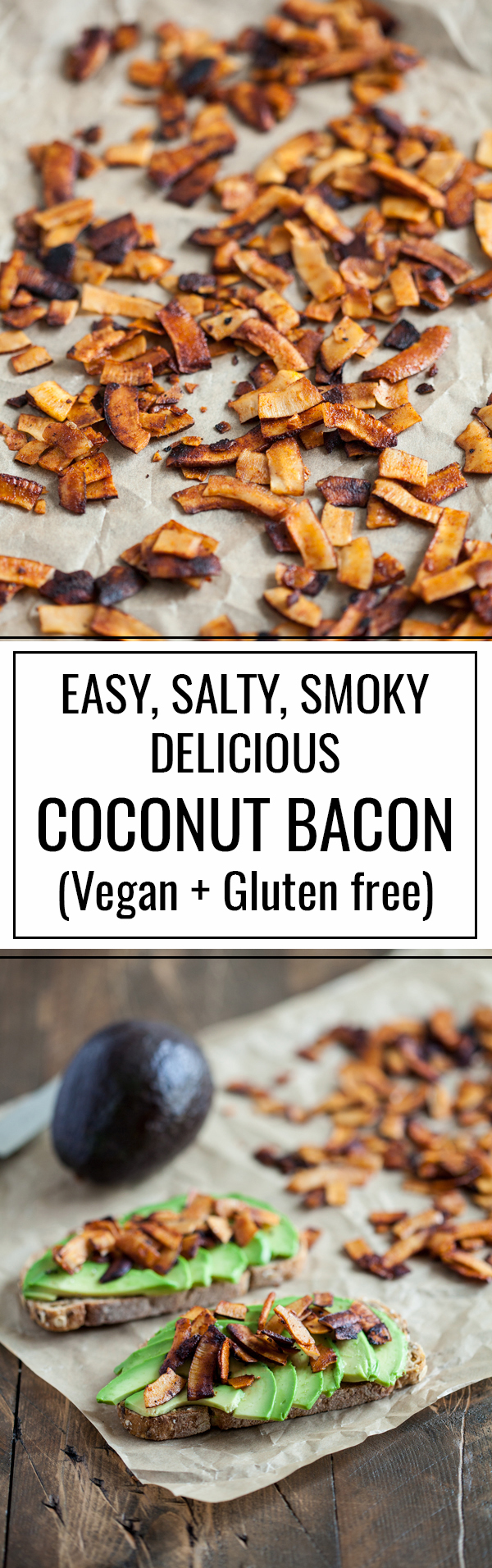 Easy, delicious vegan and gluten free coconut