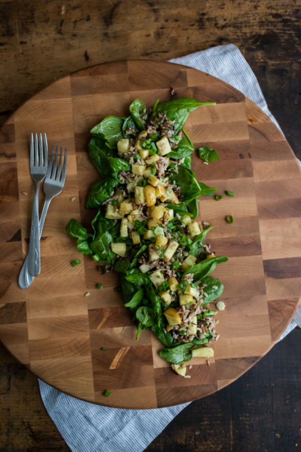 Roasted-Parsnip-Spinach-Salad-5-666x1000
