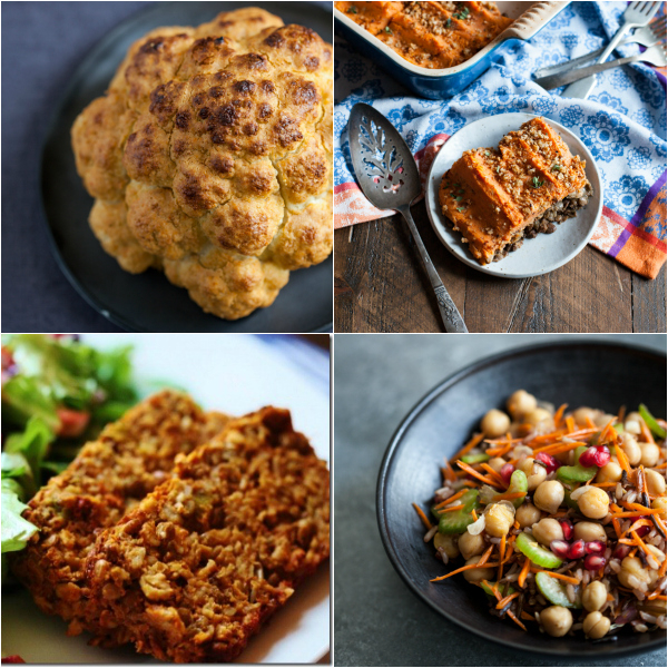 25 Awesome Ideas for Your Vegan Thanksgiving Celebration!   The Full Helping