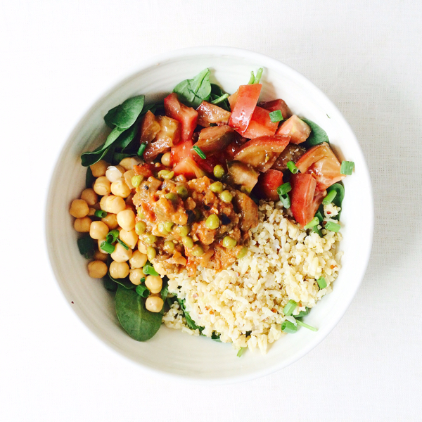 How to Create a Perfect Vegan Lunch Bowl | The Full Helping