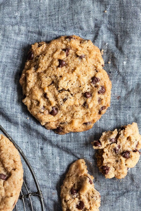 America's Test Kitchen Vegan Chocolate Chip Cookies | The Full Helping