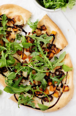 Butternut Red Onion Pizza